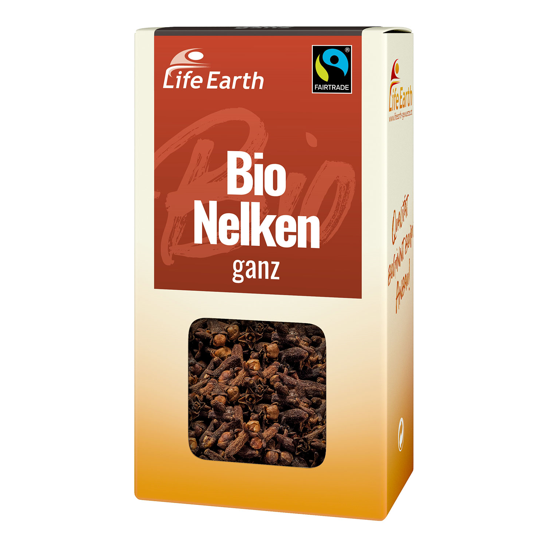 Naturala Bio Nelken ganz