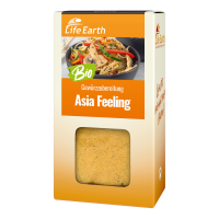Bio Gewürzmischung Asia Feeling von Life Earth Verpackung
