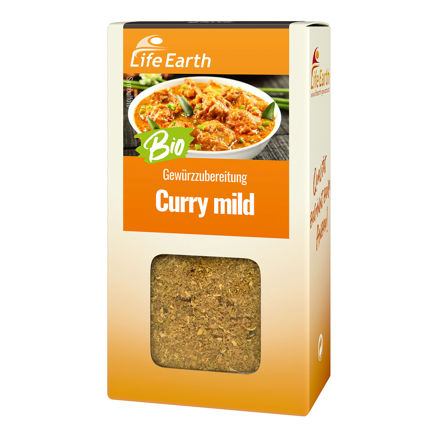Naturala Curry Mild