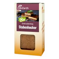 Bio Gewürzmischung Backen Stubenhocker von Life Earth Verpackung