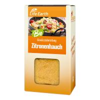 Bio Gewürzmischung Zitrone von Life Earth Verpackung