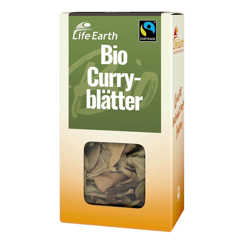 Naturala Bio Curryblätter