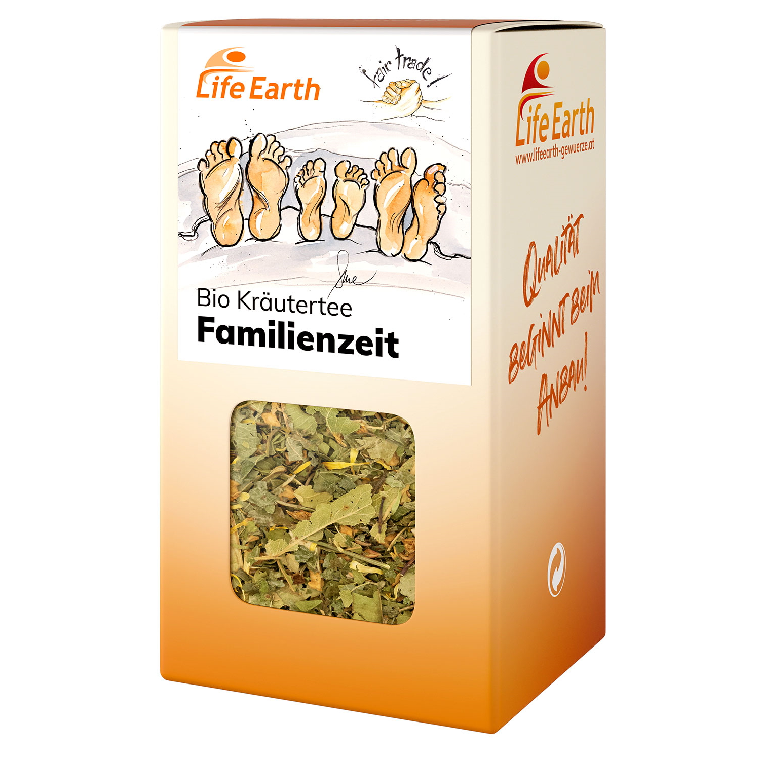 Life Earth Familienzeit