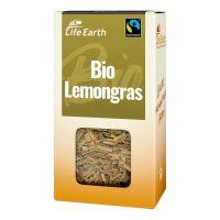 Fairtrade Bio Lemongras von Life Earth Verpackung