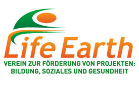 Verein Life Earth Logo