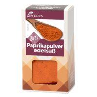 Bio Paprikapulver edelsüß von Life Earth Verpackung