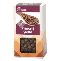 Bio Piment ganz von Life Earth Verpackung