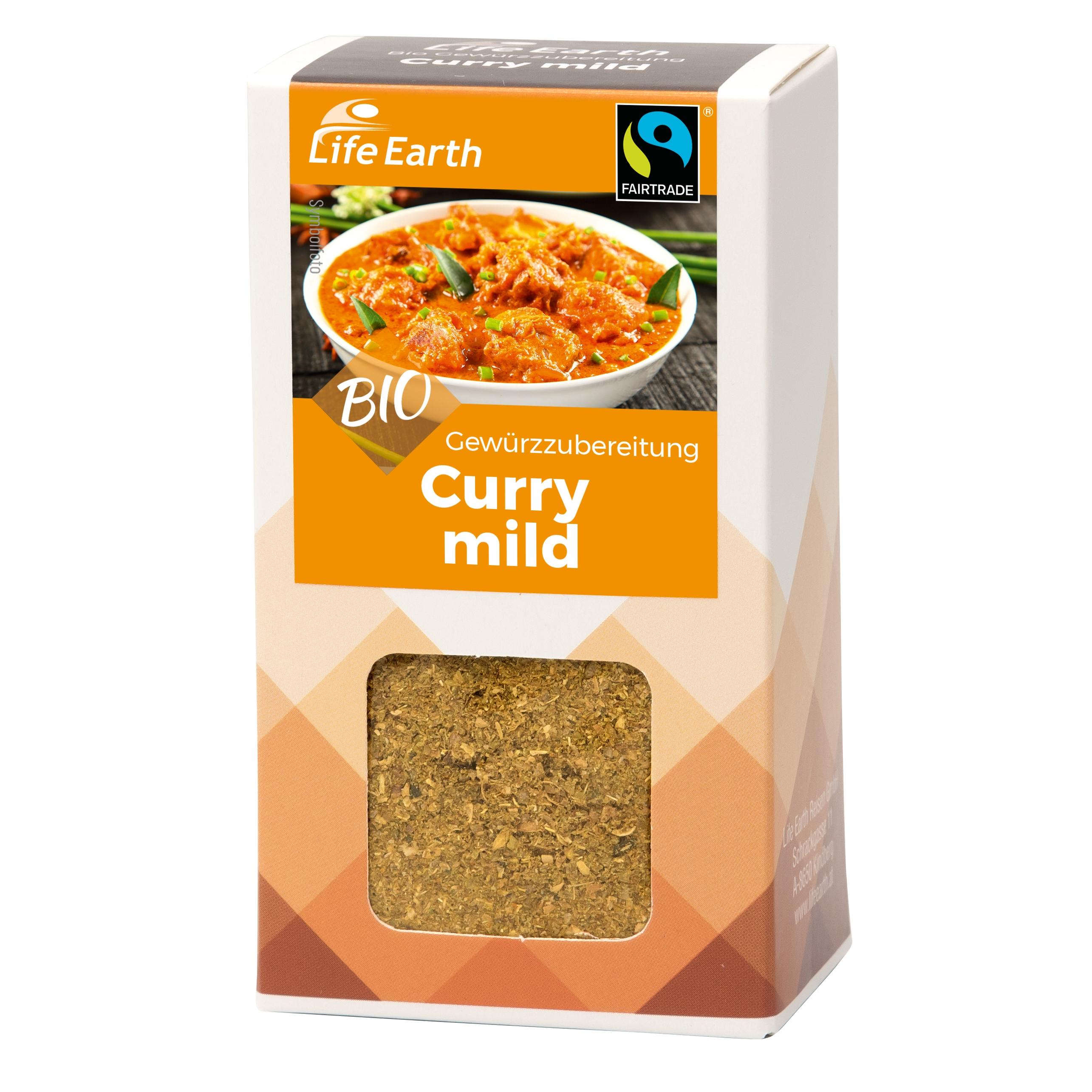 Naturala Curry Mild
