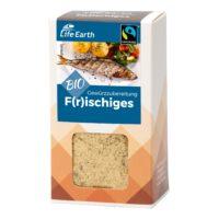 Fairtrade Bio Fischgewürz Gewürzmischung von Life Earth Verpackung