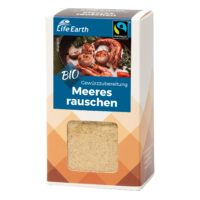 Fairtrade Bio Meeresfrüchte Gewürzmischung Meeresrauschen von Life Earth Verpackung