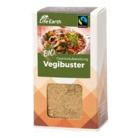 Fairtrade Bio Gewürz Vegetarisch Vegibuster von Life Earth Verpackung