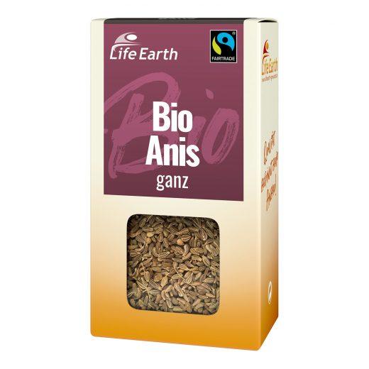 Fairtrade Bio Anis ganz von Life Earth Verpackung