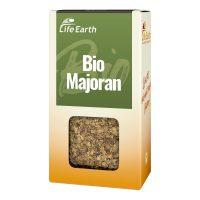 Bio Majoran getrocknet von Life Earth Verpackung