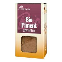 Bio Piment gemahlen von Life Earth Verpackung