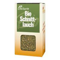 Bio Schnittlauch getrocknet von Life Earth Verpackung