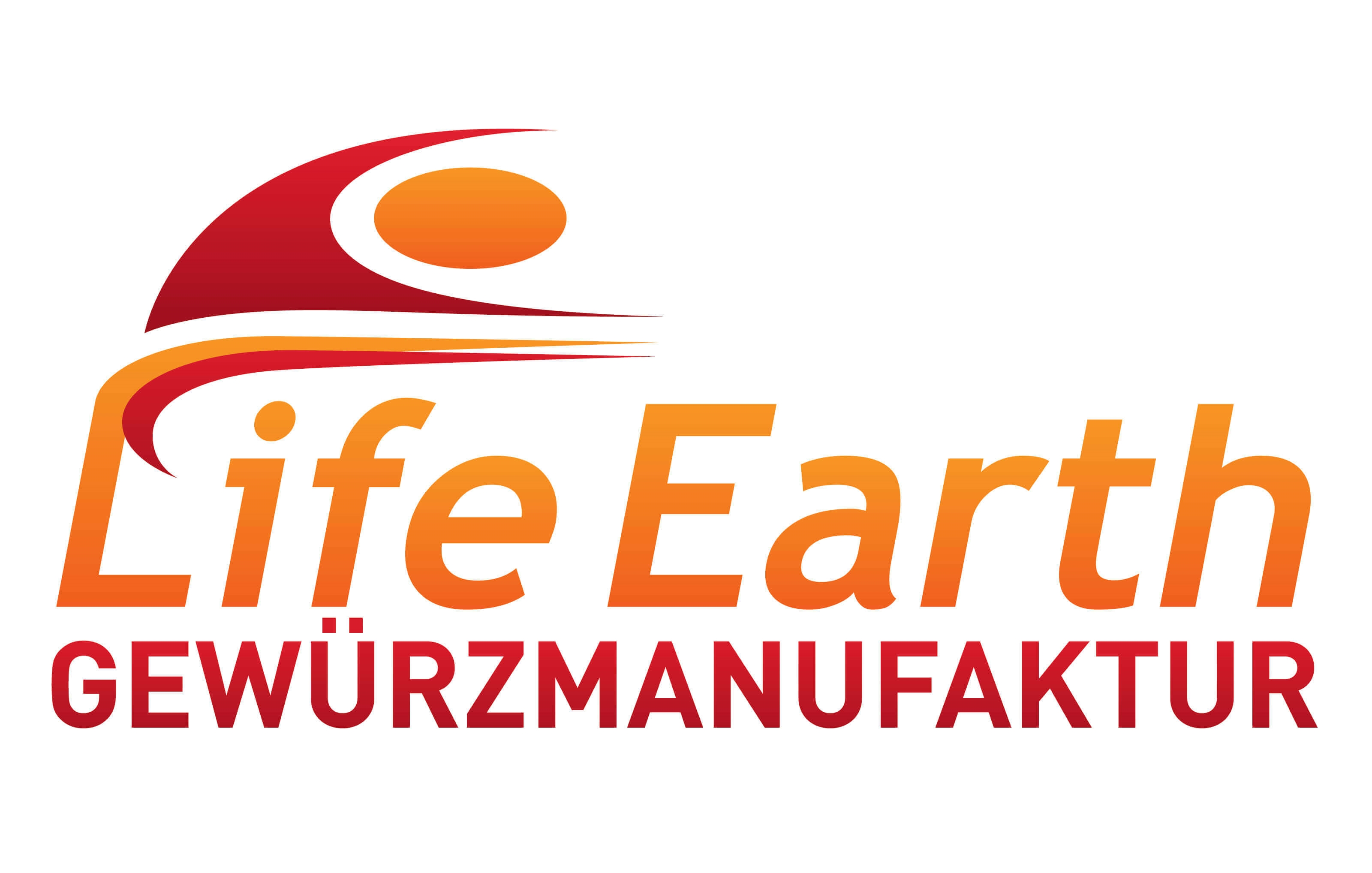 Gewürzmanufaktur Life Earth Logo