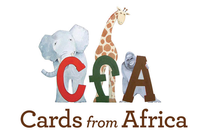 Cards from Africa Logo