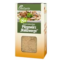 Bio Pilzgewürz Gewürzmischung von Life Earth Verpackung