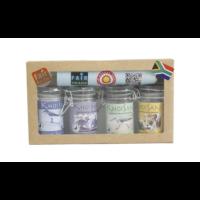Fairtrade Meersalz Gewürz Geschenkset