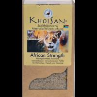 """KhoiSan Fairtrade Meersalzmischung """"African Strength"""" fein"""