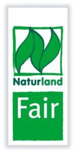 BioUganda Naturland Fairtrade Logo