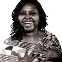 Eine Welt Handel EWH Pirsch GmbH: Olivia Mugabe, Projektkoordinatorin in Uganda