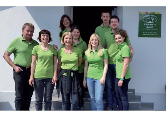 Eine Welt Handel EWH Pirsch GmbH Team