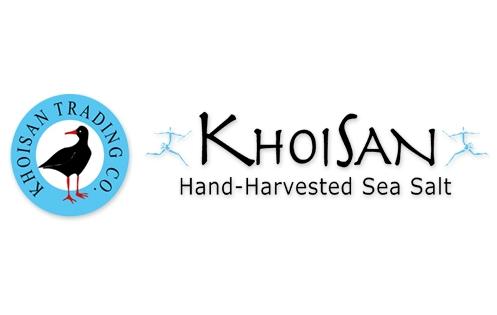 KhoiSan Fairtrade Salz aus Südafrika Logo