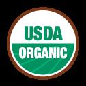 USDA Organic Zertifikat Logo