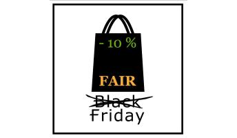 #FairFriday bei URfair: -10% auf das gesamte Sortiment!