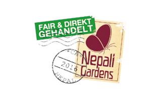 Nepali Gardens Demeter Bio Räucherstäbchen aus Nepal: Logo