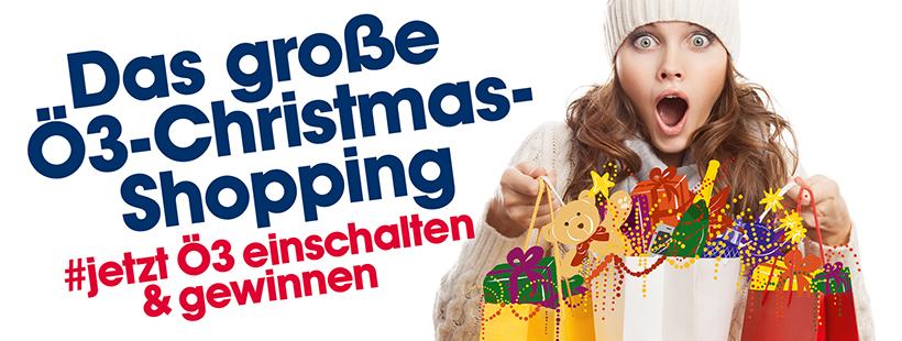 Ö3 Christmas Shopping