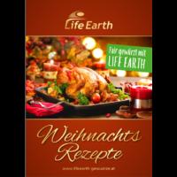 Life Earth Weihnachtsrezepte Download: Heft Seite 1