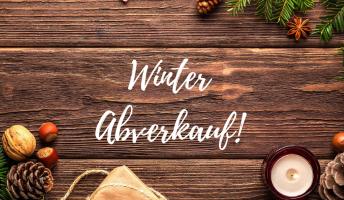Winter Abverkauf 2019