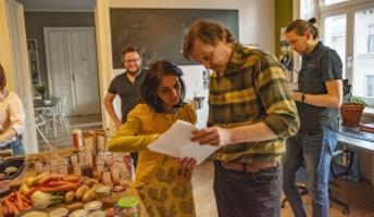 URfair Kochkurs und Workshop zu Ayurveda Ernährung für die Gewinner unseres Advent-Gewinnspiels mit Shivani Kapuria