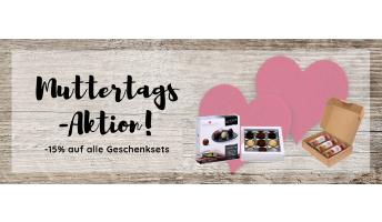Muttertag 2019: -15% auf alle Geschenksets!