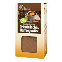 Life Earth Orientalisches Kaffeegewürz – Bio Gewürzmischung