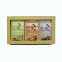 Fairtrade Meersalz Geschenkset von fairsalzt in der Schachtel
